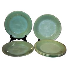 Fire King Jadeite Plates