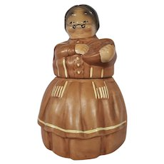 Twin Winton Grandma Cookie Jar