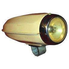Vintage Delta Torpedo Pre WW2 Bicycle Light