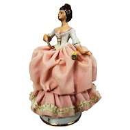 Dresden Laced Figurine