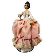 Dresden Laced Figurine