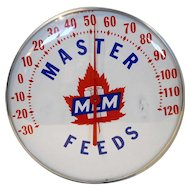 Master Feeds MLM Thermometer