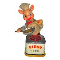 Battery Operated Piggy Cook Japan