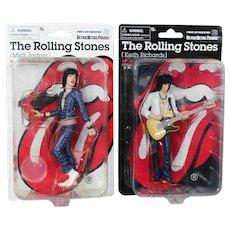 Rolling Stones Medicom Action Figures