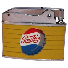 Vintage Pepsi Cola Lighter