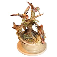 Antonio Borsato Multi Figural Sculpture