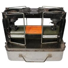 AGMCO American Gas Machine Company Stove