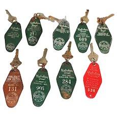 Holiday Inn Hotel Keys