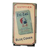 Vintage Zig Zag Cigarette Paper Dispenser