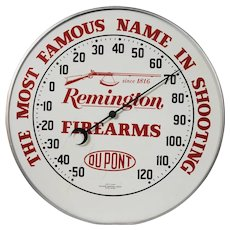 Remington Firearms Thermometer