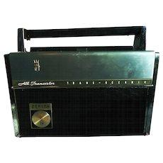 Zenith Trans-Oceanic Royal 3000-1 Multiband Radio