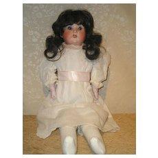Heubach Koppelsdorf - Germany -  Porcelain Girl Child Doll 275. 3/0 ca 1900's
