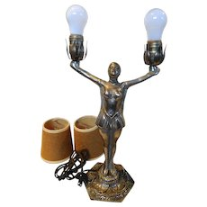 Joan Of Arc Lamp