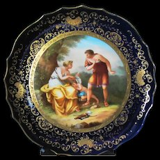 Angelica Kauffmann Decorative Plate