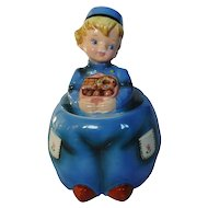 Lefton Dutch Boy Cookie Jar