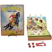 Red Ryder Target Game - Mint in Box - 1939