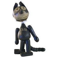 Schoenhut Felix The Cat Doll - 1920's
