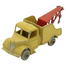 Lesney of England Matchbox Bedford Wreck Truck Toy - 1950's