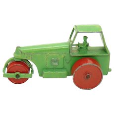 Lesney of England Matchbox Aveling Barford Road Roller Toy - 1950's