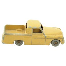 Lesney of England Matchbox Commer. Pickup Truck Toy- 1950's