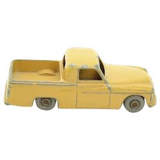 Lesney of England Matchbox Commercial Pickup Truck Toy- 1950's