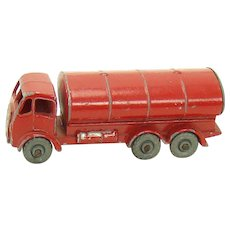 Lesney of England Matchbox Esso Road Tanker Toy - 1950's