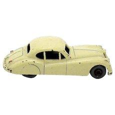 Lesney of England Matchbox Jaguar Toy - 1950's