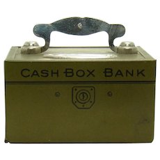 Chein Tin Cash Box Bank