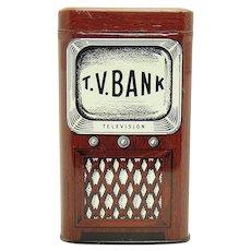 Tin Television Advertising Bank