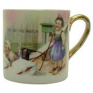 German Child's Mug c.1880