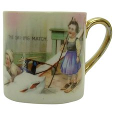 German Child's Mug c.1880