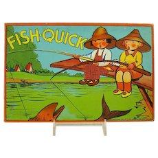 Fish Quick Game - 1940's