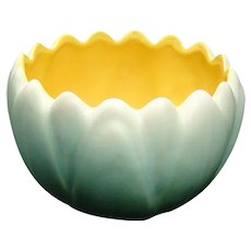Weller Pottery Lotus Vase