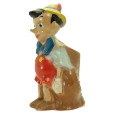 Pinocchio Bank by Walt Disney Enterprises - 1930's