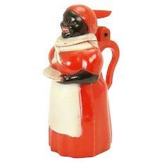 Aunt Jemima Plastic Syrup Pitcher - 1950's