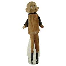 Walt Disney Enterprise Bashful Dwarf Hand Puppet - 1920's