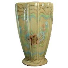 Beswick Art Pottery Vase - 1920's