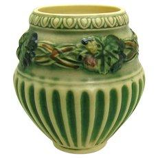 Roseville Corinthian Art Pottery Vase
