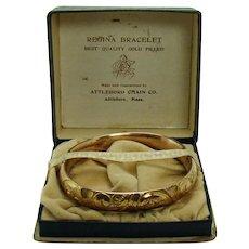 Gold-Filled Ladies Bracelet in Box