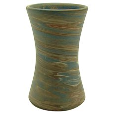 Signed Niloak Art Pottery Vase - 1920's