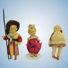 Collection of Celluloid Dolls - c.1925