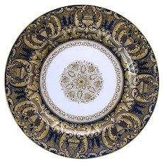 Signed Royal Doulton England Porcelain Plate