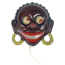 Tin Black Memorabilia Pull-Toy - Made in Germany