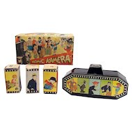 Comic Character Camera and Film Toy - Mint in Box