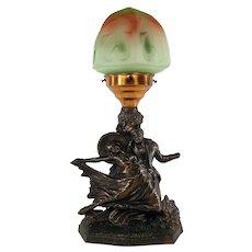1930's Accent Lamp - 100% Original