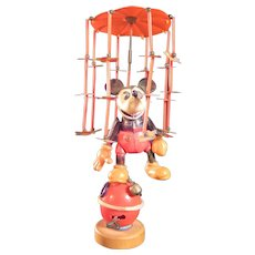 Early Disney Mickey Mouse Whirligig