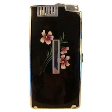 Ronson Cigarette Case & Lighter Combination - 1920's