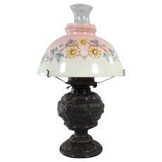 Small Kerosene Table Lamp - 1880's