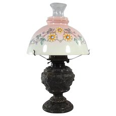 Small Kerosene Table Lamp - 1880's