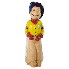 Large Howdy Doody Squeak Toy